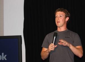 mark zuckerberg facebook places