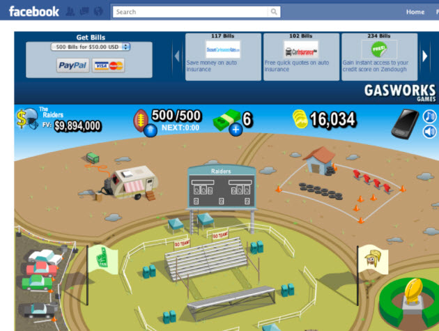 Social games are the rage these days, but making money from them isn't  easy. Gamers play these titles for free, but Adknowledge is figuring out  how game ...