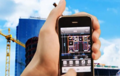 AutoCAD WS iPhone