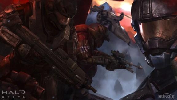 Gamers go crazy on Halo: Reach multiplayer matches | VentureBeat