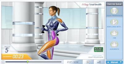 fitlab screenshot