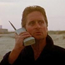 gordon gecko cellphone