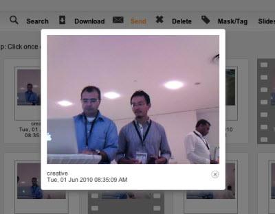 DEMO: GotoCamera brings Big Brother home | VentureBeat