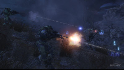 With Halo: Reach complete, Bungie walks away from a field it