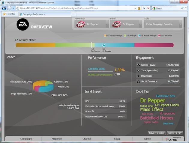 nPario EA Screenshot