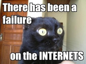 lolcat-failure