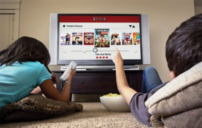 Netflix on the Nintendo Wii