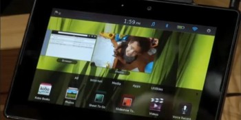 BlackBerry CEO confirms PlayBook tablet won't be getting BB10