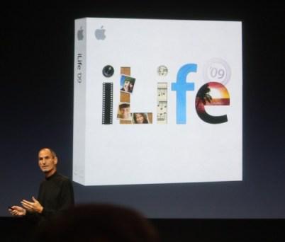 Steve Jobs iLife