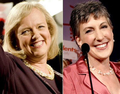 meg whitman carly fiorina