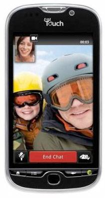 Qik on T-Mobile's MyTouch 4G