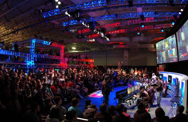 Major League Gaming Raising 10m For Tournament Gaming