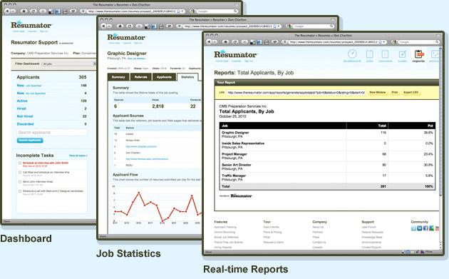 The Resumator scores 100K to make hiring less of a chore VentureBeat