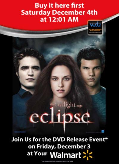 Vudu And Walmart Launch Twilight Eclipse Movie Cross Promotion
