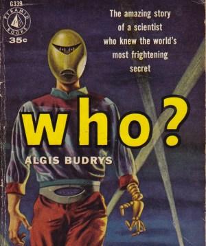 who algis budrys