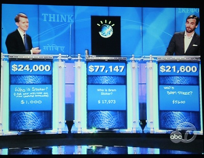 ibms watson supercomputer soundly defeated its human opponents in the final round of man vs machine on the jeopardy tv show