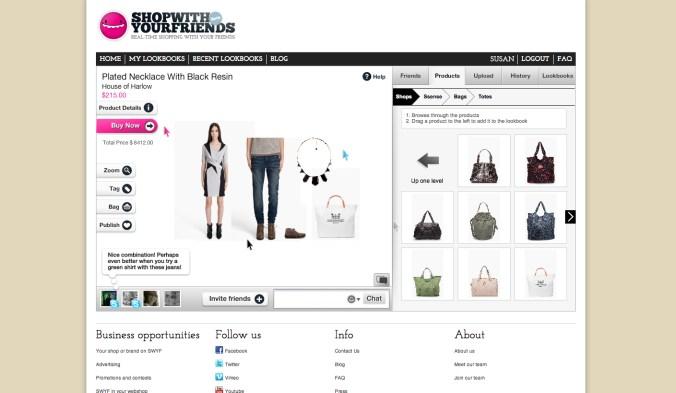 ShopWithYourFriends screenshot