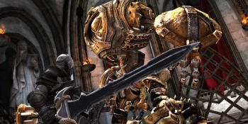 iPhone 4S gets a sequel of Epic Games' Infinity Blade, but doesn't do much else for gaming