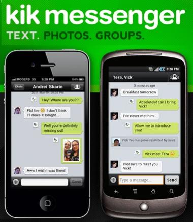 Is kik a good app