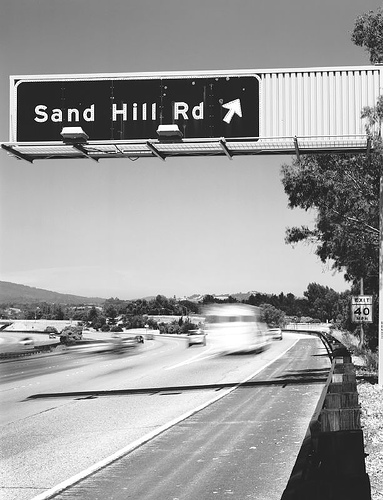 sand hill road
