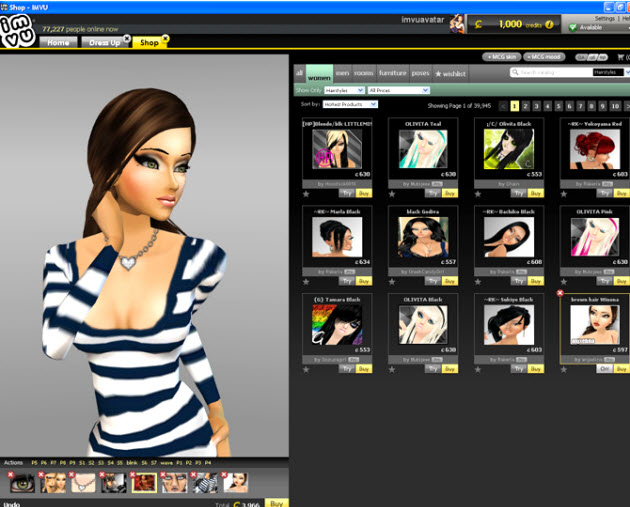 IMVU scores with Groupon-style buying in virtual world (exclusive) |  VentureBeat