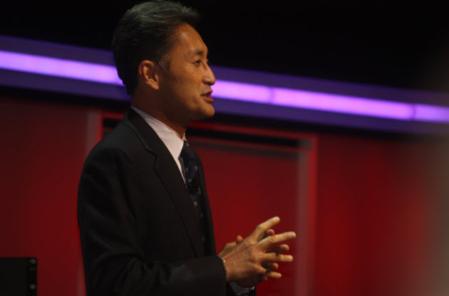 Sony executive Kaz Hirai apologizes for PlayStation Network