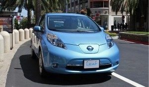 Japan earthquake could delay U.S. production of Nissan Leaf