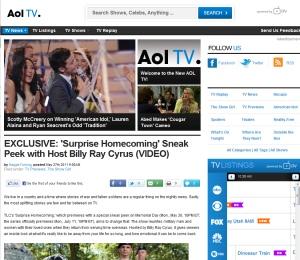 AOL TV
