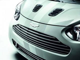 Aston Martin Cygnet Launch Edition