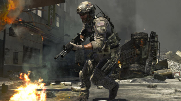 First Demo Modern Warfare 3