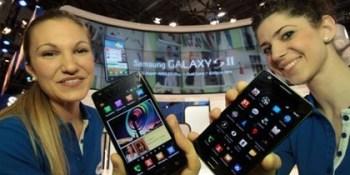 Samsung: No Galaxy III smartphone at Mobile World Congress