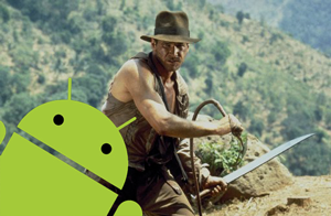 indiana jones android