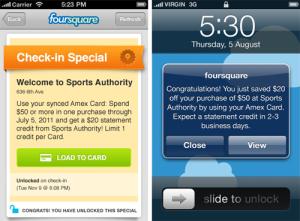 Foursquare-Amex