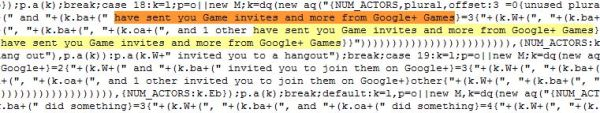 Google+ Code