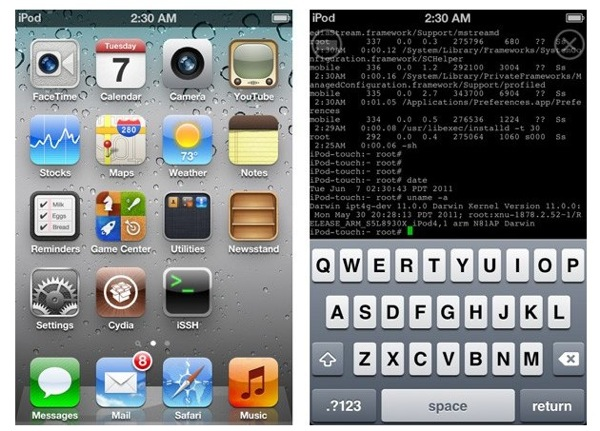 Hack lets anyone install iOS 5 — oh, and it's jailbroken already too