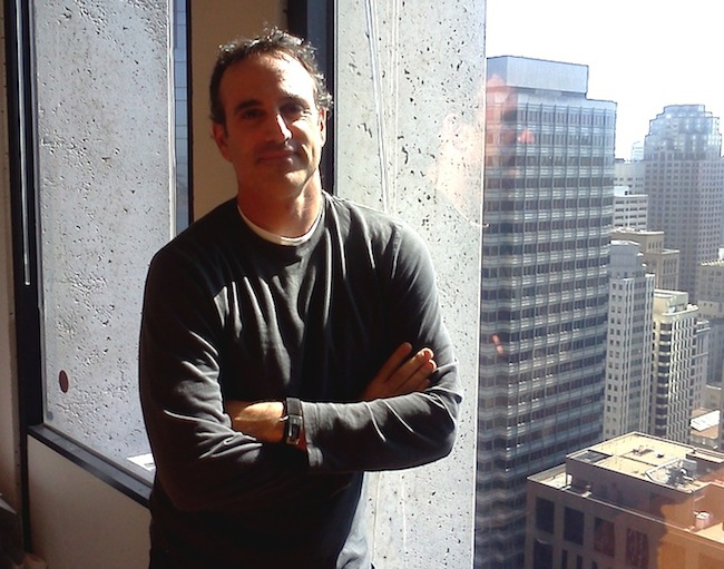 Copious cofounder and COO Jonathan Ehrlich