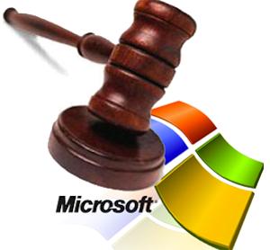 Microsoft, gavel