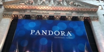 Pandora shares climb in IPO