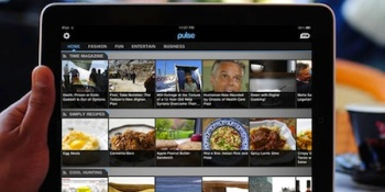 Pulse raises $9M for its slick news reader