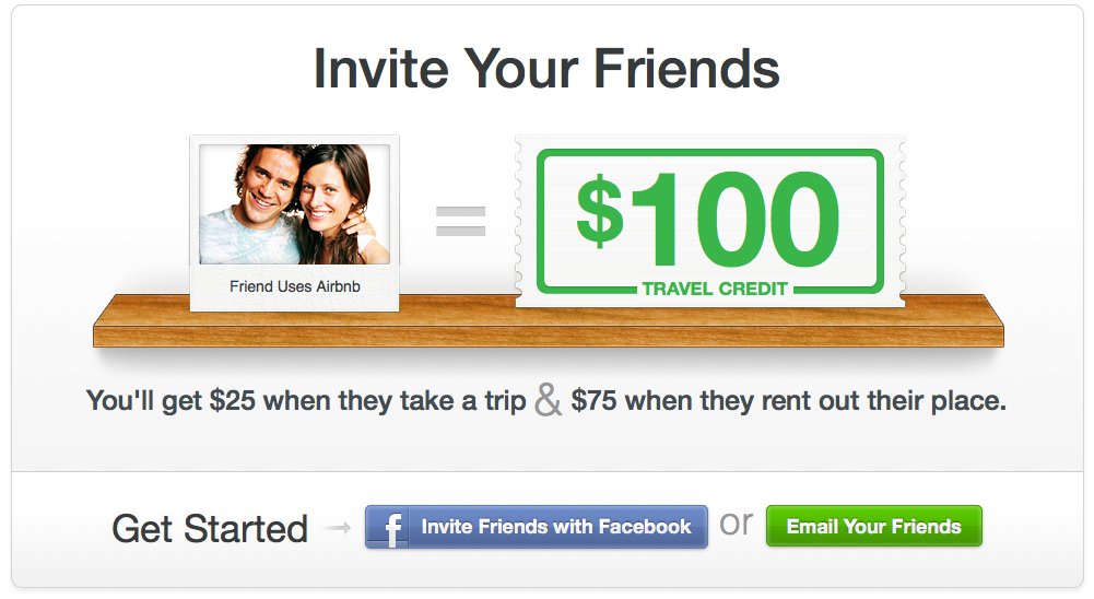 Airbnb Referrals
