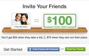Airbnb Referrals