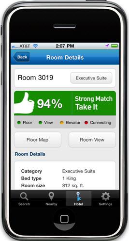 room 77 iphone