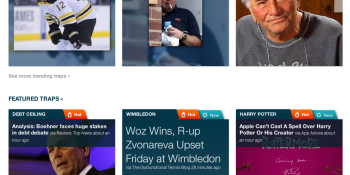 News discovery site TrapIt could be Pandora for news stories