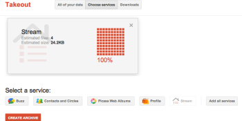 Not a fan of Google+? Save everything with Google Takeout before you trash it (video)