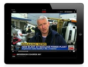 CNN iPad