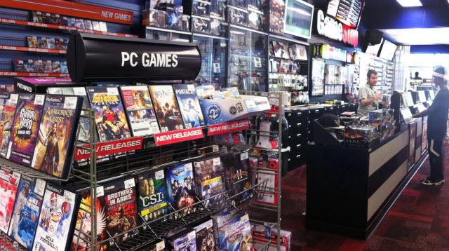 new gamestop games
