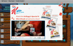 SupersonicAds Kelloggs