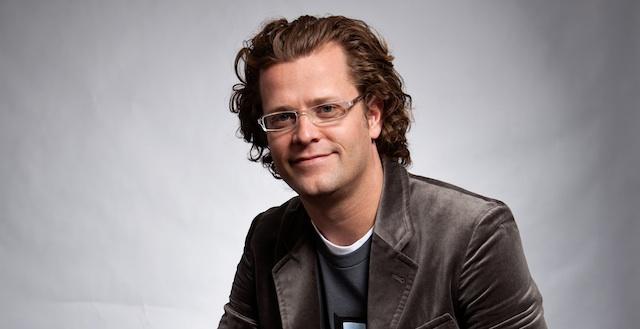 Josh James, founder of business intelligence company Domo