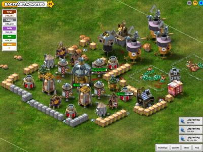 Kixeye Backyard Monsters kixeye accuses kabam of copying its backyard monsters game | venturebeat