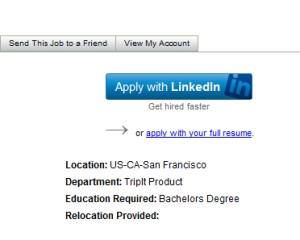 LinkedIn launches plugin for one-click job applications | VentureBeat